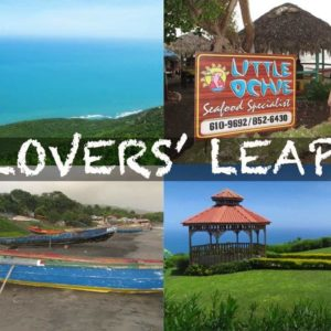 Lovers' leap is named after two slave lovers from the 18th century.According to legend, the two slaves fled to avoid being separated. Stand on a deck built on the edge of the cliff and hear the story of how Lover's Leap got its name inspiring more than one novel.