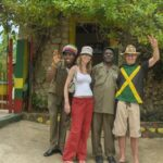 The legend of Bob Marley comes alive as your guided through the house he lived in as a boy, feel the spirit of the king of reggae music. Learn about the life of this great singer, his culture, his passion and the unique religion of Rastafarian. See Bob Marley's Mausoleum where he is entombed.
