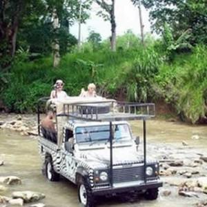 4×4 Jeep Safari Ocho Rios