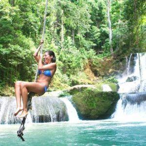 Y S Falls Jamaica Tour