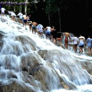 Dunn's River Falls and Blue Hole Combo Tour