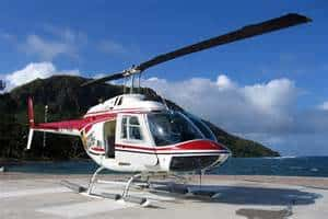 Helicopter Transfer From Montego Bay Airport To Boscobel - this is a great way to reach your resort in minutes and enjoy a once in a lifetime experience.