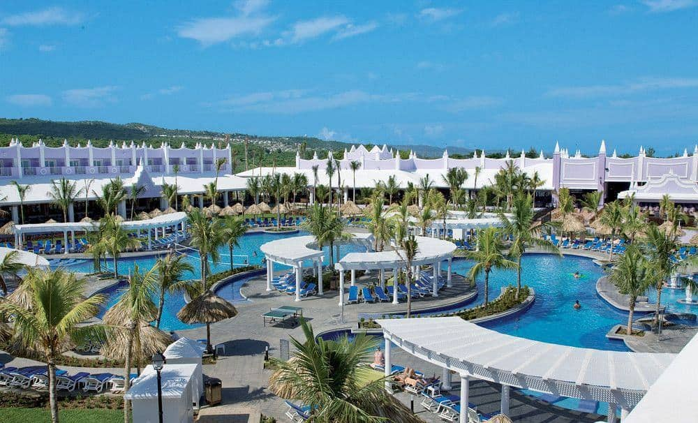 Montego Bay Airport Transfers To Riu Palace Tropical Negril