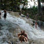 Dunns River Falls and Blue Hole Combo Tour