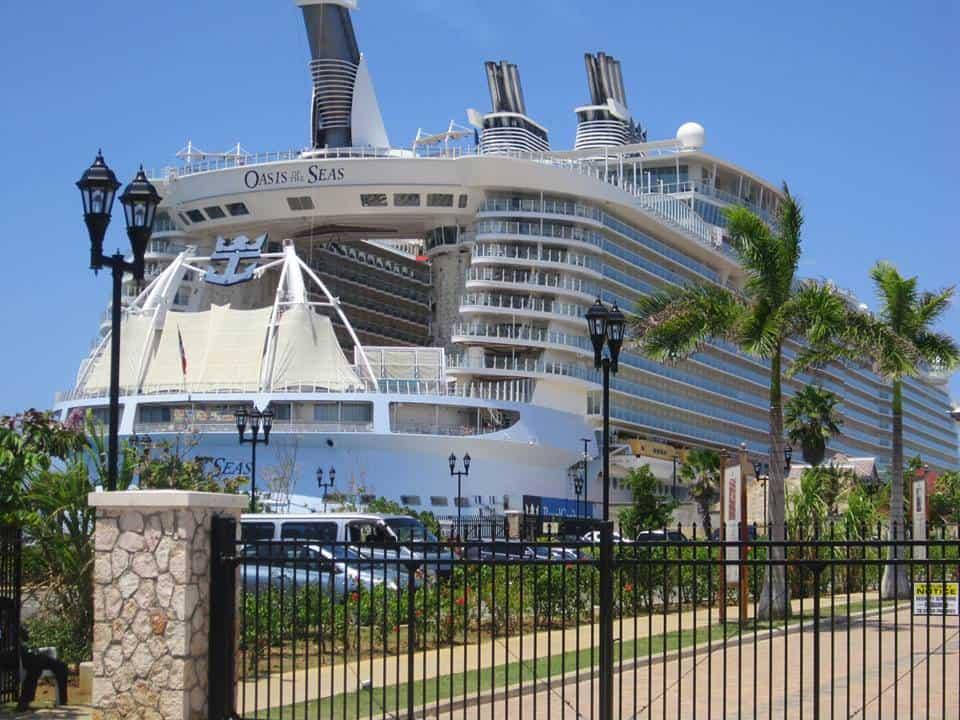 Falmouth Jamaica City Tour