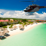 Save time whilst enjoying our private aerial transfer from Sandals Negril to Sandals Ocho Rios  and experience the beauty of Jamaica from the air.