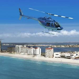 60 Minute Helicopter Sightseeing Tour
