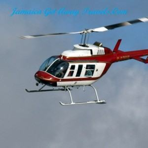 Kingston Helicopter Service to Geejam Hotel ,Port Antonio - Only $3200.00