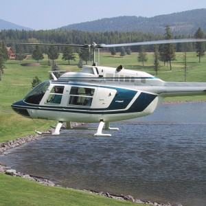 Private Helicopter Charter from Kingston to Strawberry Hill Resort