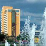 Kingston Airport Transfers to Kingston Hilton Hotel