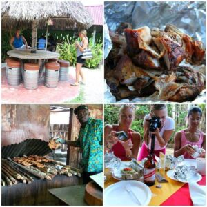 Local Jamaican Dining Experience