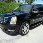 Cadillac Escalade Luxury SUV Hourly Services