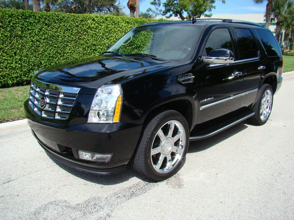 cadillac escalade luxury suv hourly services. Black Bedroom Furniture Sets. Home Design Ideas