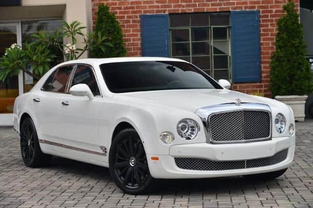 Bentley Cars Hourly Service