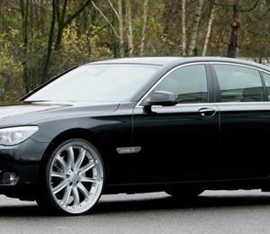 BMW Chauffeur Cars Hourly Service