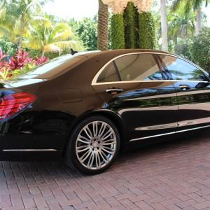 S Class Mercedes Benz Montego Bay Airport Transfer