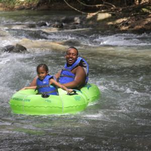 Jungle River Tubing - Hop unto your tube and enjoy your lazy ride downstream and enjoy a Red Stripe Beer while you're at it. Listen as your guide reveals the secrets of a Jamaica of long ago