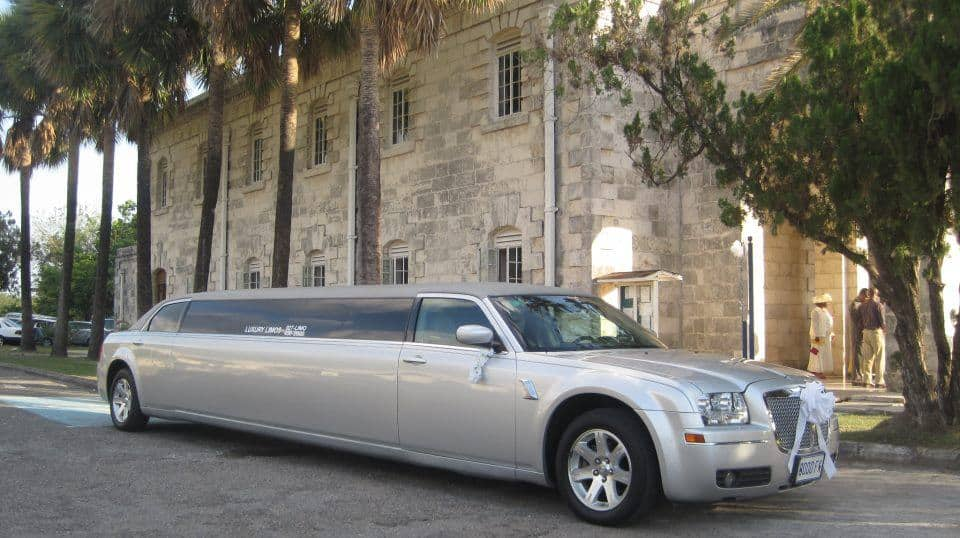 Kingston Wedding Limousine Services