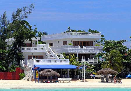 Beach House Villas Negril Private