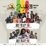 The year 2019 marks the 27th anniversary of Jamaica's biggest summer reggae festival, Reggae Sumfest
