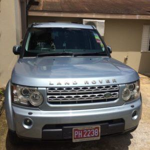 Land Rover VIP Luxury Transfers