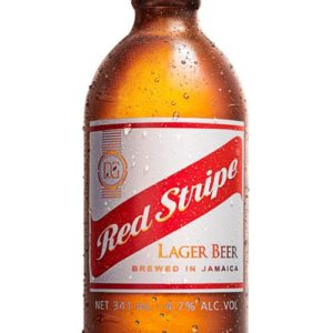 Cool down with an ice-cold Red Stripe Beer there is simply nothing better than a refreshing drink after a long flight. Pre-order your bottle of  Red Stripe Beer for only $3.00 each and we will have it ready and waiting for you upon pick up.