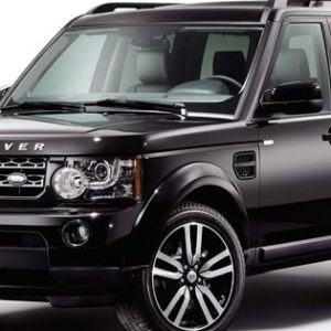 Sandals South Coast VIP Land Rover Transfers