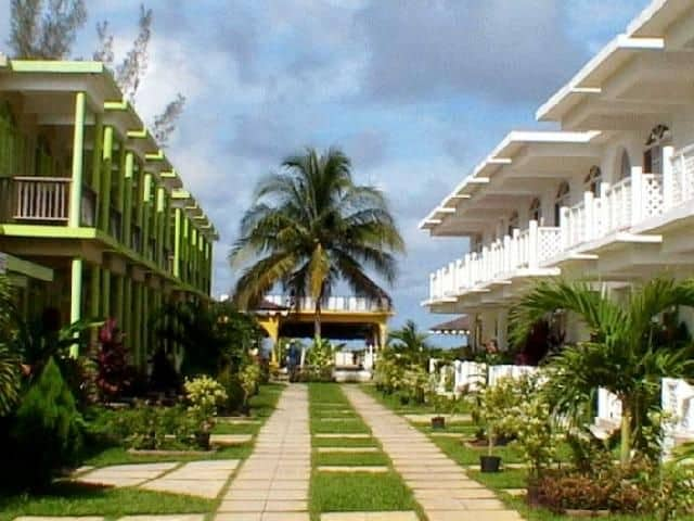 Fun Holiday Beach Resort Montego Bay Airport Transfers