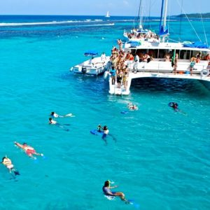 Dreamer Montego Bay Family Cruise is a suitable option for all types of people. Whether your family is a party lover or you all just need a place to chill, our family cruise is the best option for you.